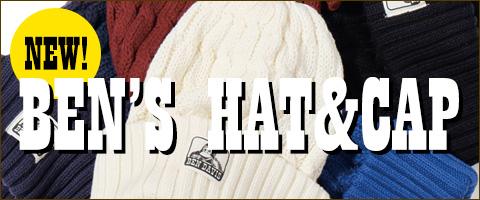 BEN DAVIS ORIGINALS HAT & CAP